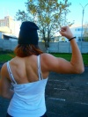 Girl with muscle - tatyana