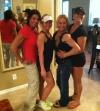 Girl with muscle - Tana Donadio (L) - Jennifer Bishop (LC) - Jill Dea
