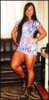 Girl with muscle - Elisangela Serenno