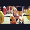 Girl with muscle - katrin davidsdottir