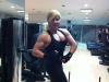 Girl with muscle - Isil Aktan