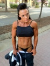 Girl with muscle - Julie Lockhart