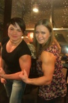 Girl with muscle - Valeria Bukina (l)