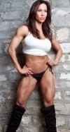 Girl with muscle - Rocio Ruiz