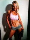 Girl with muscle - Kate Battersby