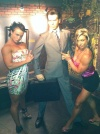 Girl with muscle - Sara Butler, James Bond, Katrinka Knox Danielson