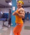 Girl with muscle - Kerttu Koitila