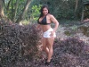 Girl with muscle - Luciana Das Neves Franca