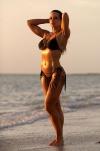 Girl with muscle - Elaine Goodlad