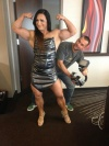 Girl with muscle - Alicia Alfaro
