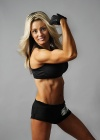 Girl with muscle - Lisa McElmurry