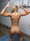 Girl with muscle - NaturalGirl