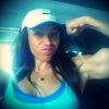 Girl with muscle - Capucine Leconte