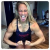 Girl with muscle - Missy Farrell