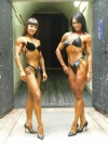 Girl with muscle - Marina Purmak, Julia Zabelina