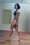 Girl with muscle - Natalia Proskuriakova