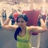 Girl with muscle - Vane