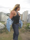 Girl with muscle - Mirian Fernandes
