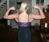Girl with muscle - lindy