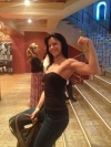 Girl with muscle - yana