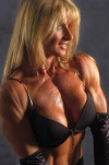 Girl with muscle - Carmen Galasso