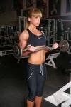 Girl with muscle - Rachel Killam