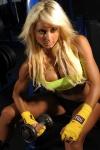 Girl with muscle - Angelique Van Der Linde