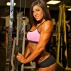 Girl with muscle - Brittany Bishop
