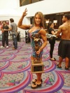 Girl with muscle - Shelly Yakimchuk