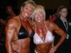 Girl with muscle - Holly Nicholson (L) Sandra Lee Jose (R)