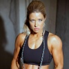 Girl with muscle - Nichelle Laus