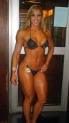 Girl with muscle - Kirley Suenia Miranda