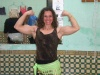 Girl with muscle - Flavia Piriz