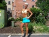 Girl with muscle - Viktoria Cserhalmi