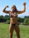 Girl with muscle - K.C. Inlow