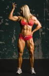 Girl with muscle - Marika Johansson