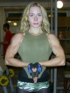 Girl with muscle - Milena