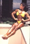 Girl with muscle - Robin Parker