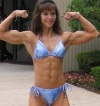 Girl with muscle - Brenda Rahe