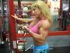 Girl with muscle - Wanda Moore