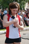Girl with muscle - Natasha Lovtsova