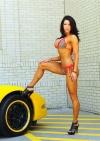 Girl with muscle - Brenda Valdez