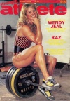 Girl with muscle - Wendy Jeal
