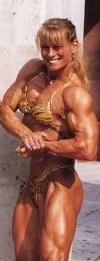 Girl with muscle - Gina Hall