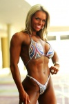 Girl with muscle - Aleisha Hart