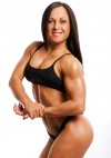 Girl with muscle - karina