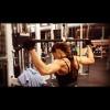 Girl with muscle - Ana Delia De Iturrondo