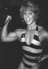 Girl with muscle - Kris Luebke