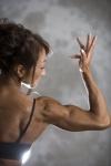 Girl with muscle - Ayumi Tendo