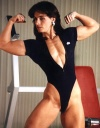 Girl with muscle - Kristine Robinson